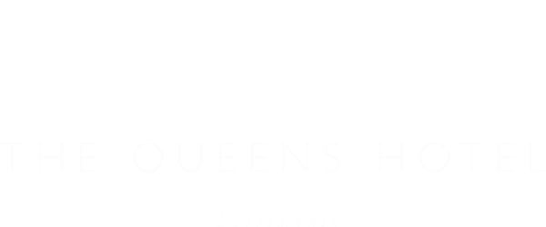 Queens Hotel Portsmouth Footer Logo